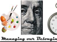 Managing our Belongings