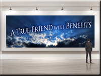 A True Friend with Benefits