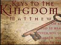Keys to the Kingdom pt. i
