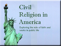 Civil Religion in America